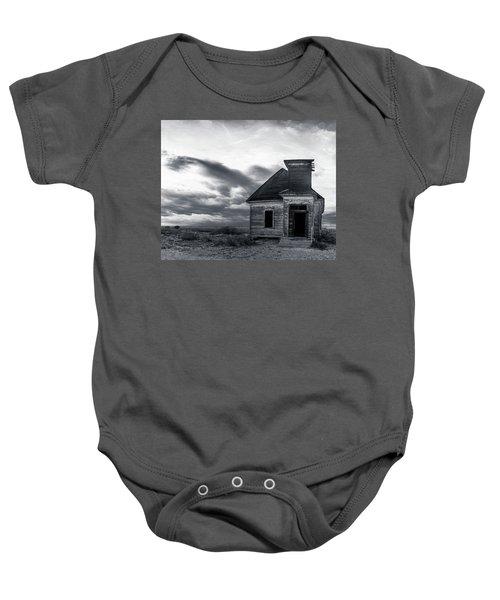 Taiban Presbyterian Church, New Mexico #3 Baby Onesie