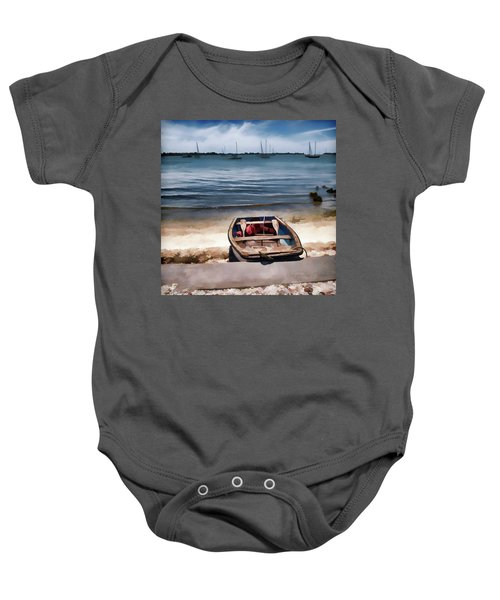 Take Me Out Baby Onesie