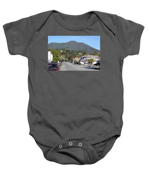 Tamalpais From Mill Valley Baby Onesie