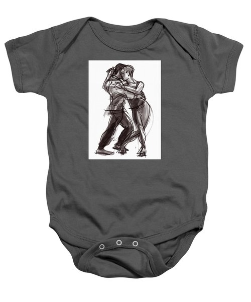 Tango #9 Baby Onesie