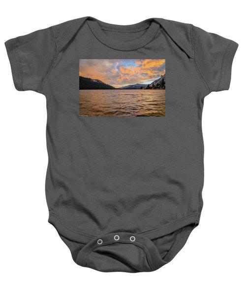 Tenaya Lake Baby Onesie