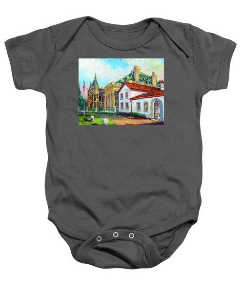 Terrace Villas Baby Onesie