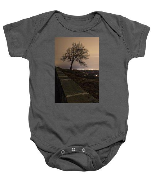 Thacher Park Twilight Baby Onesie