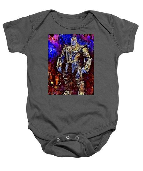 Thanos Baby Onesie