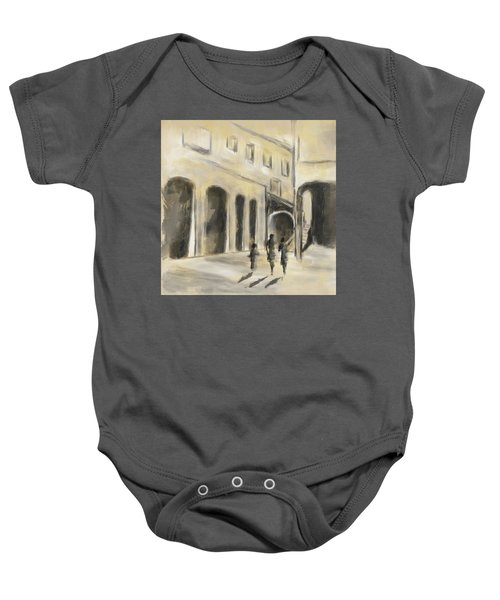That Old House Baby Onesie