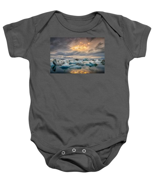 The Afternoon Has Gently Passed Me By Baby Onesie