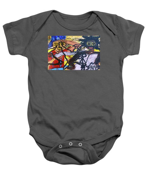 The American Experiment Baby Onesie
