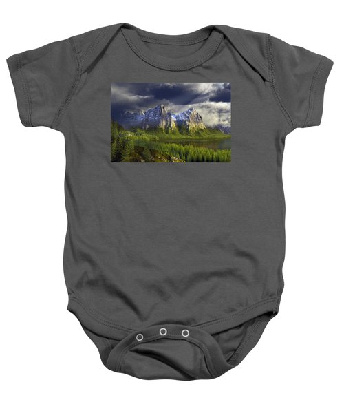 The Anvils Of Thor Baby Onesie