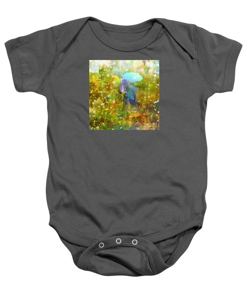 The Approach Of Autumn Baby Onesie