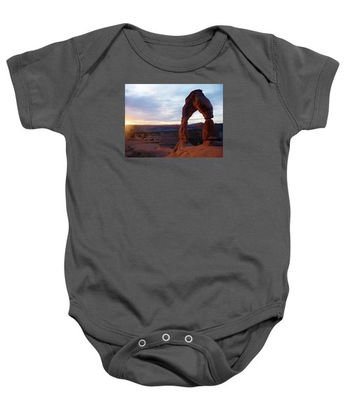 The Arch Baby Onesie