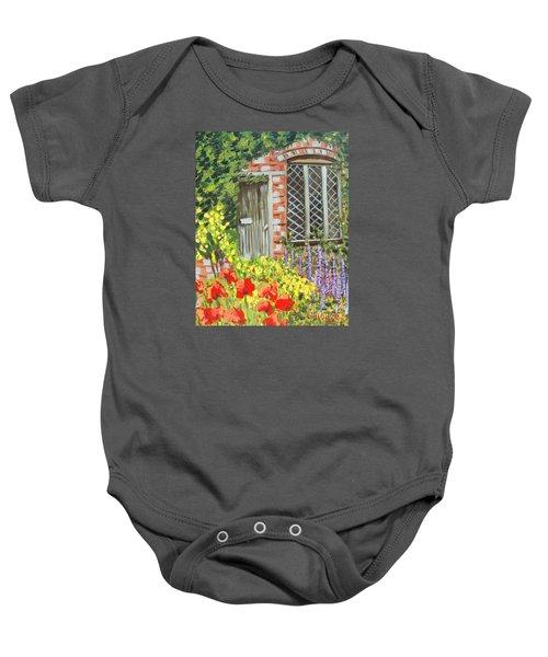 The Artist's Cottage Baby Onesie