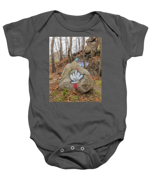 The Bird Baby Onesie