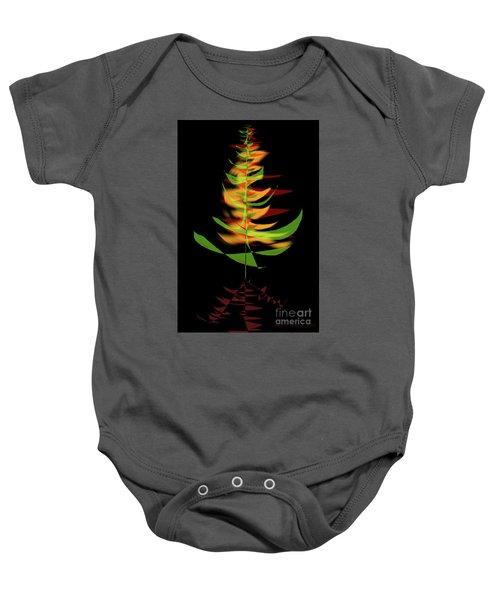 The Burning Bush Baby Onesie
