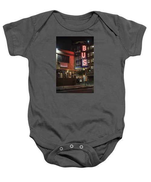 The Bus Stop Baby Onesie