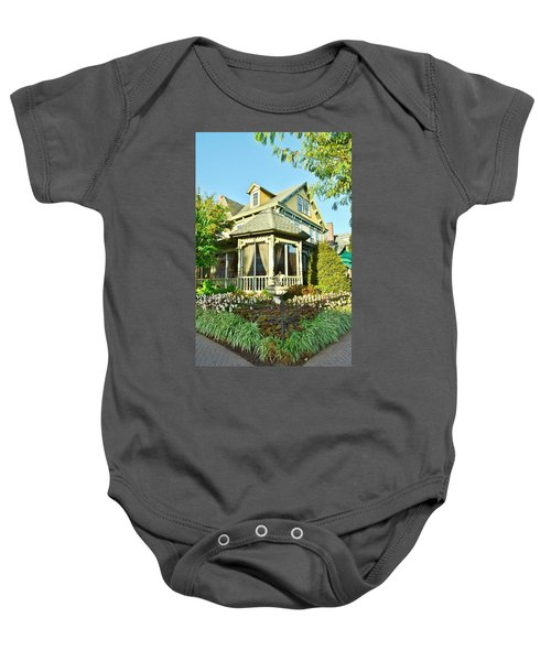 The Buttery Restaurant In Lewes Delaware Baby Onesie