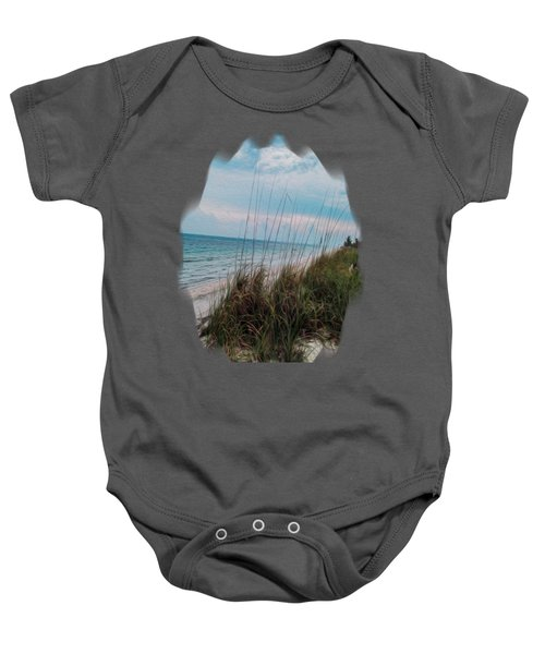 The Calming Place Baby Onesie