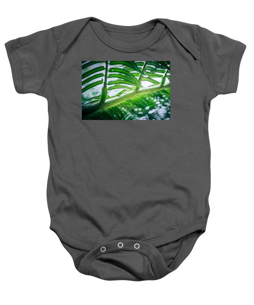 The Camouflaged Baby Onesie