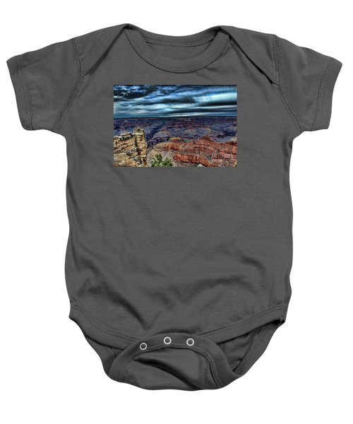 The Canyon Baby Onesie