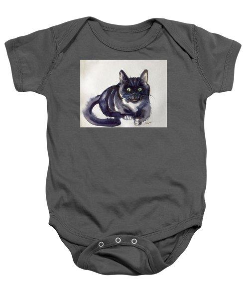 The Cat 8 Baby Onesie