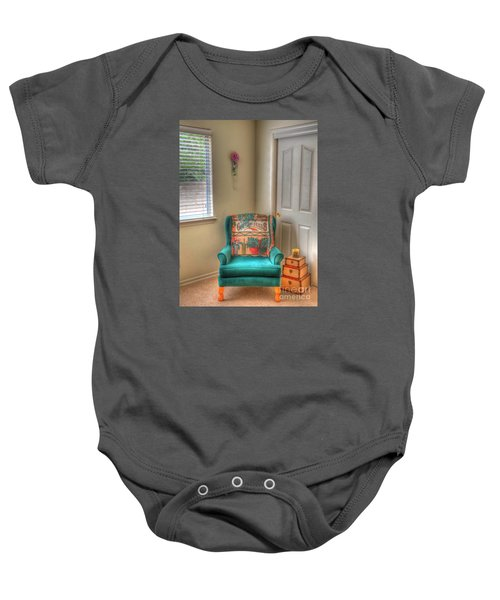 The Chair Baby Onesie
