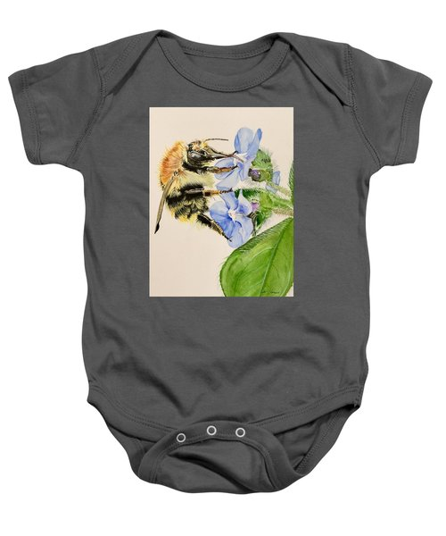 The Collector Baby Onesie