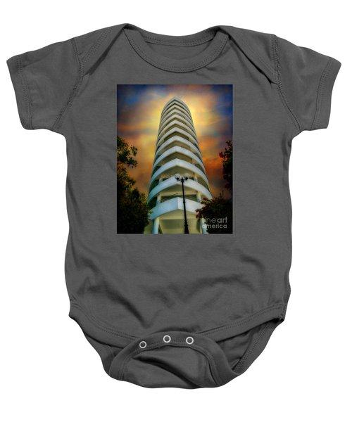 The Condominium Baby Onesie