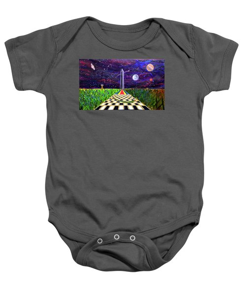 The Cooornfffield Baby Onesie
