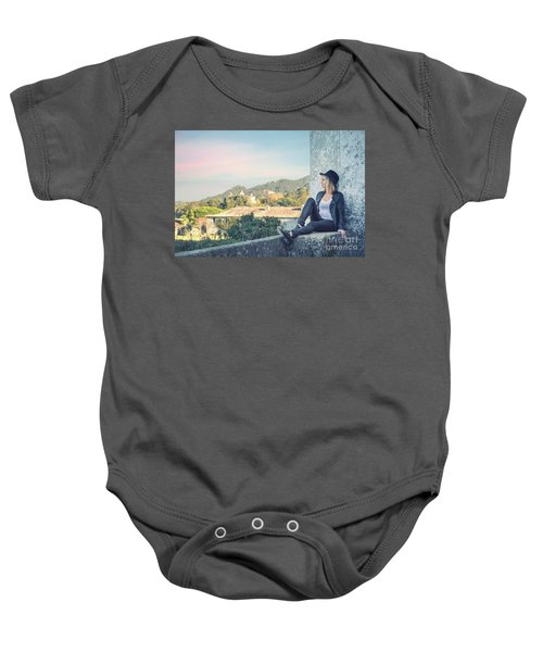 The Day I Dreamed Baby Onesie