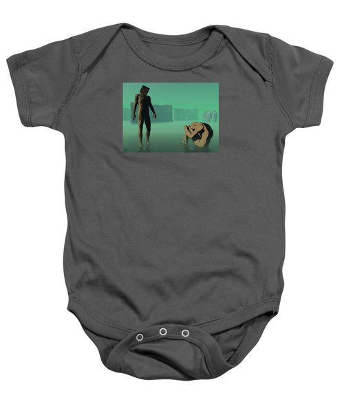 The Dream Of Shame Baby Onesie