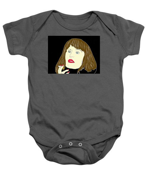 The End Of A Long Day Baby Onesie