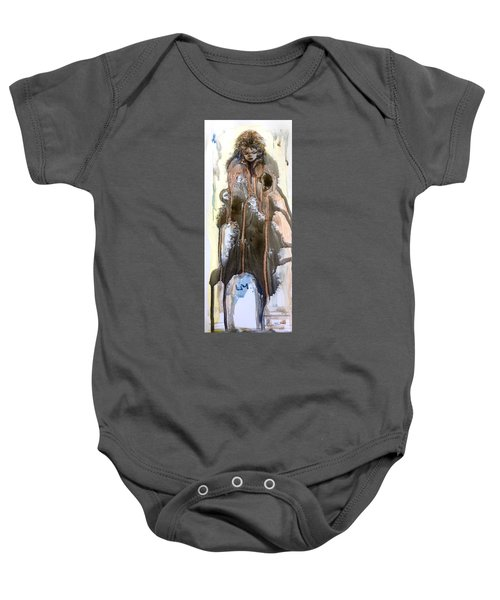The End Of The Tears Baby Onesie