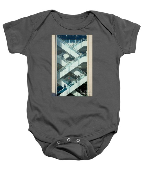 The Escalators Baby Onesie