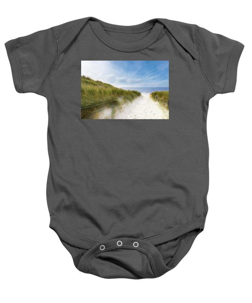 The First Look At The Sea Baby Onesie