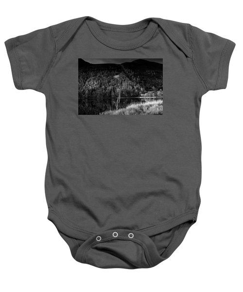 The Flute Player Baby Onesie