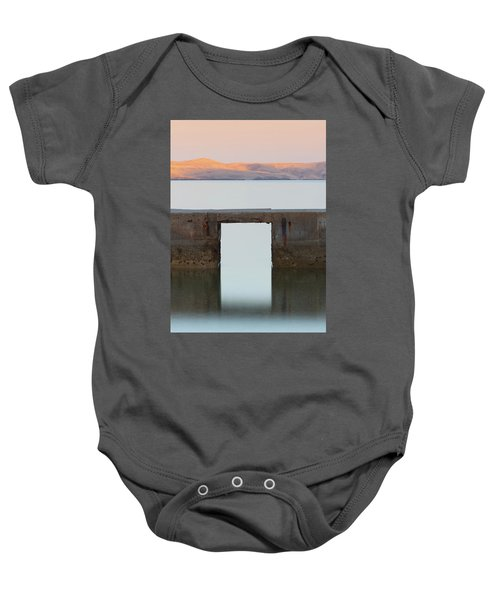 The Gate Of Freedom Baby Onesie