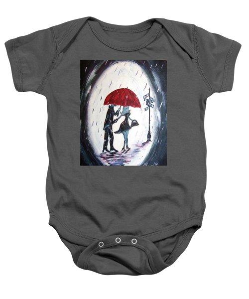 The Gentleman Baby Onesie by Roxy Rich