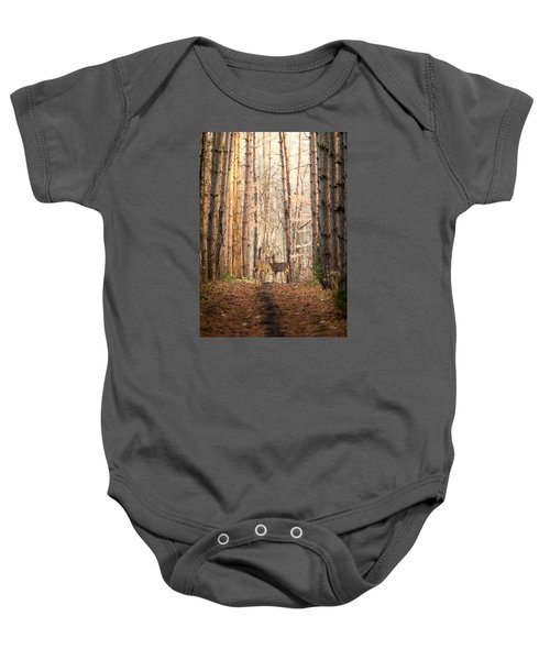 The Gift Baby Onesie by Everet Regal