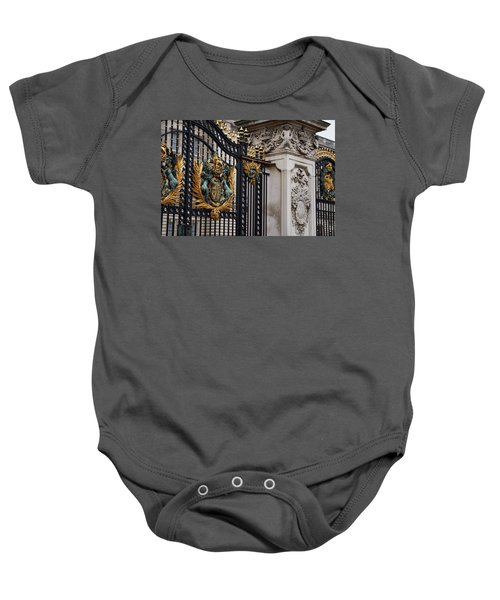 The Gilded Gate Baby Onesie by Andre Phillips