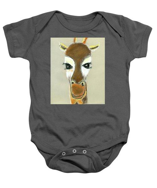 The Giraffe Baby Onesie