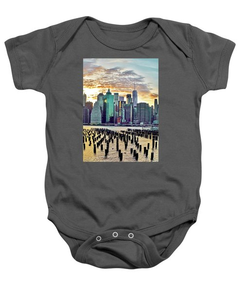Gloaming Baby Onesie
