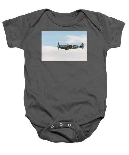 The Grace Spitfire Baby Onesie