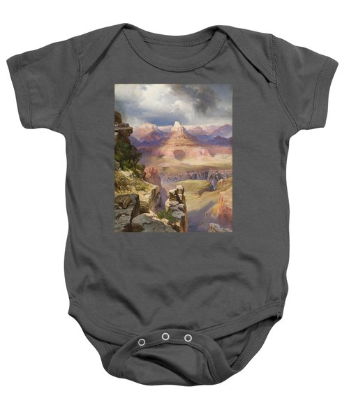 The Grand Canyon Baby Onesie by Thomas Moran