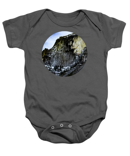 The Great Wall Baby Onesie by Adam Morsa