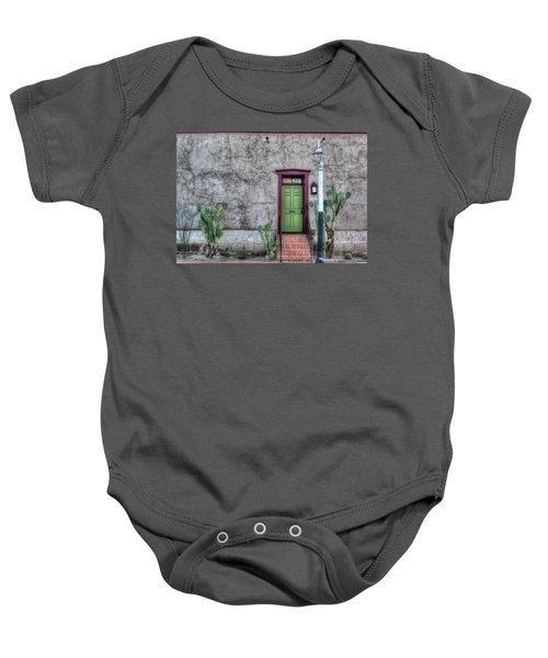 The Green Door Baby Onesie
