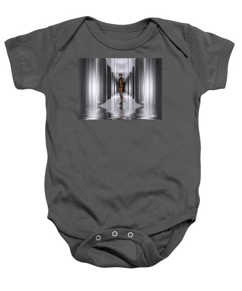 The Guide Baby Onesie