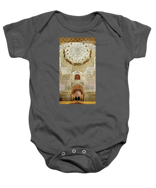 The Hall Of The Arabian Nights 2 Baby Onesie
