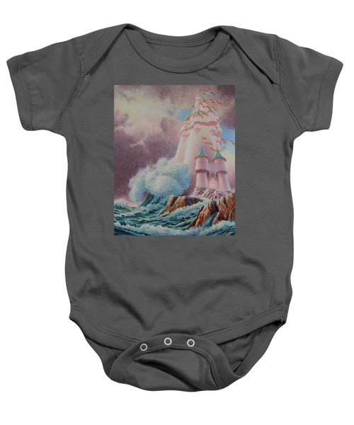 The High Tower Baby Onesie