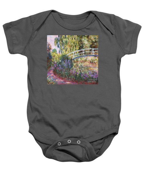 The Japanese Bridge Baby Onesie