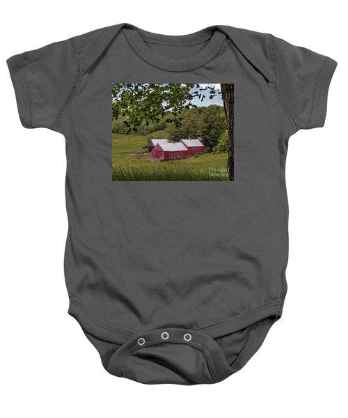 The Jenne Farm II Baby Onesie