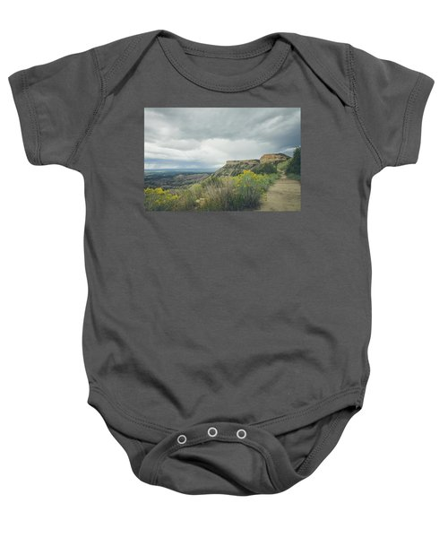 The Knife's Edge Baby Onesie